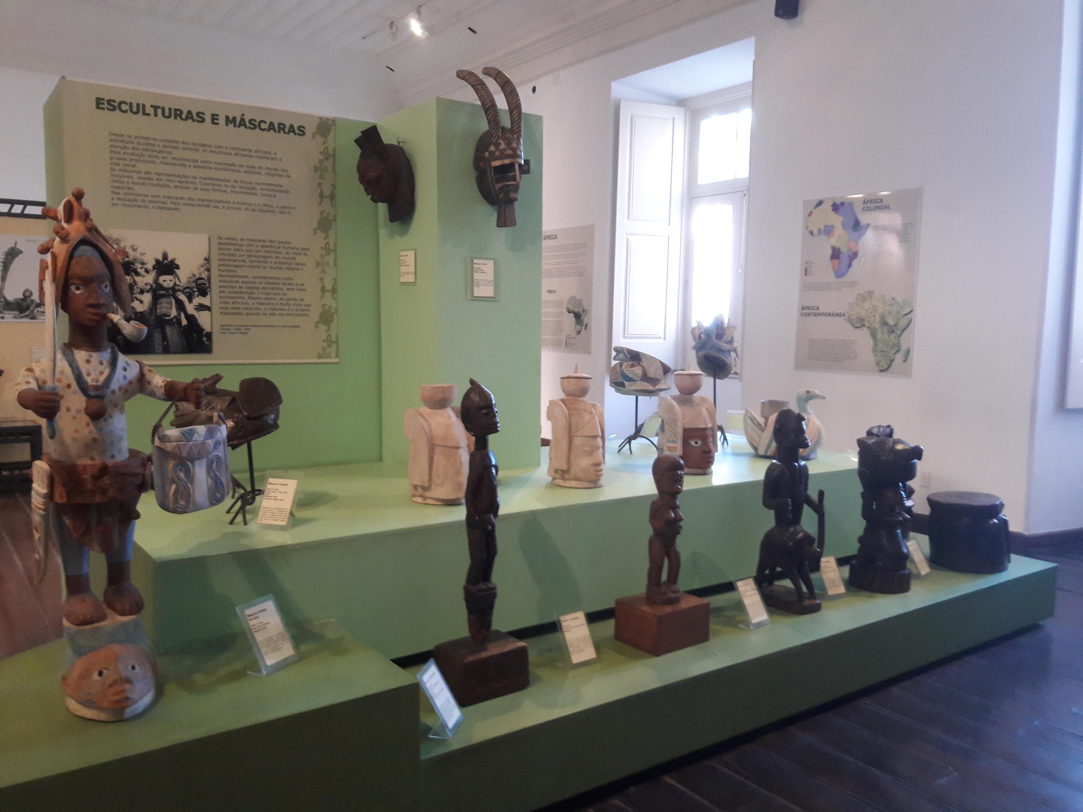 Museu Afro baiano é referência e medalhista | Sinttel Bahia