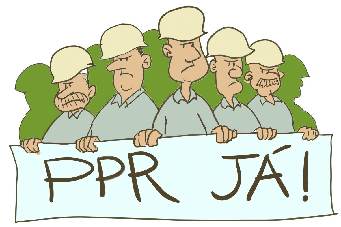 Sinttel garante PPR digno na TIM
