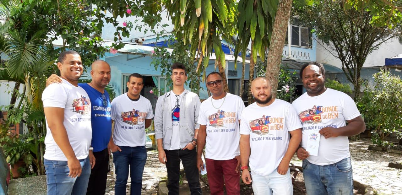 Ser retado é ser solidário - Telefônicos de Itabuna doam leite à instituição carente