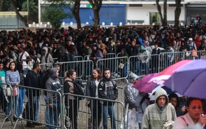 Brasil fecha 1º ano de Bolsonaro com 12,6 milhões de desempregados