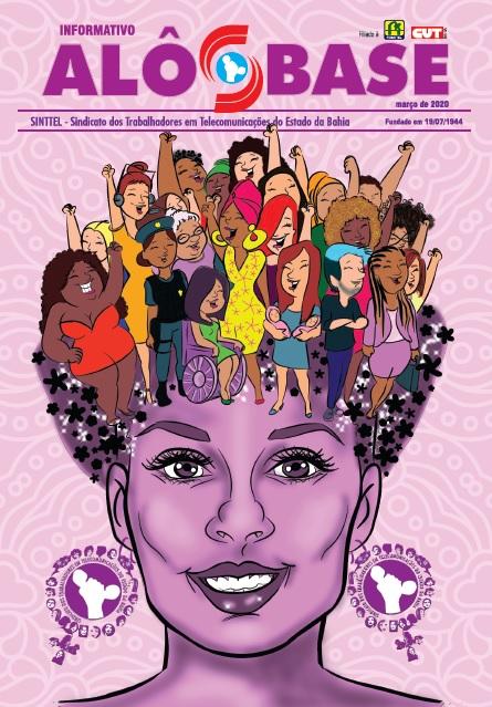 Sinttel inicia campanha em celebração às mulheres telefônicas