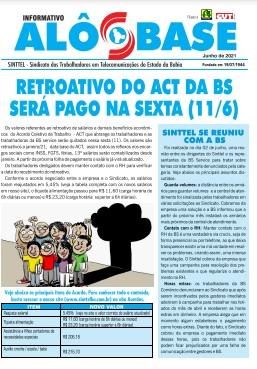 Retroativo do ACT da BS será pago na sexta (11/6)