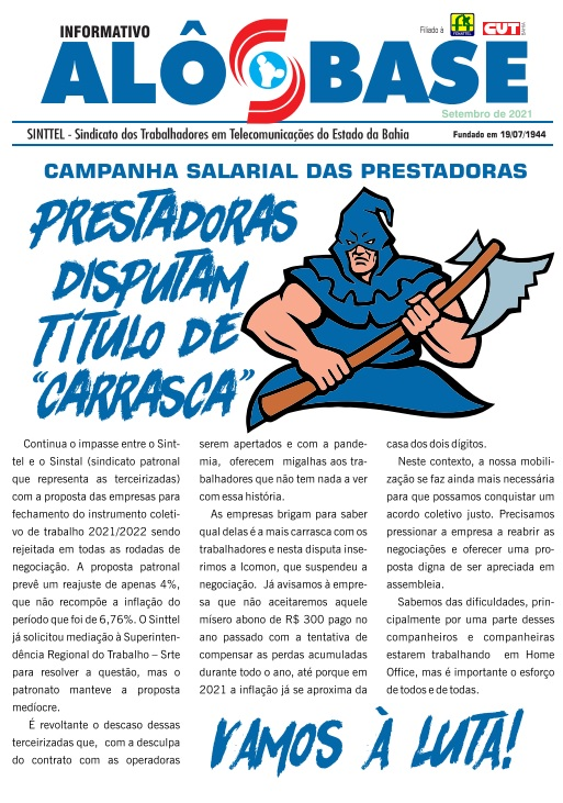 "Prestadoras disputam título de ""carrasca"""