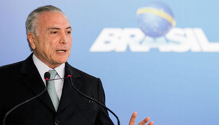 66% dos brasileiros não confiam em Temer, segundo Ibope