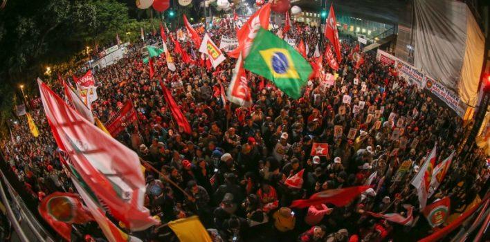 O Brasil vai parar dia 11 de novembro
