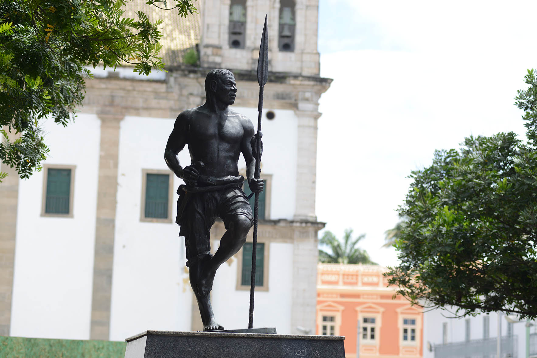 8ª Lavagem da estátua do Zumbi acontece no dia 20 de Novembro
