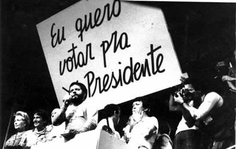 Mais de 90% dos brasileiros defendem eleições diretas, aponta pesquisa