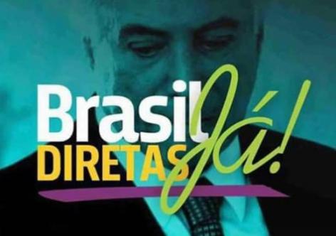 81% defende o impeachment de Temer e 83% quer Diretas Já