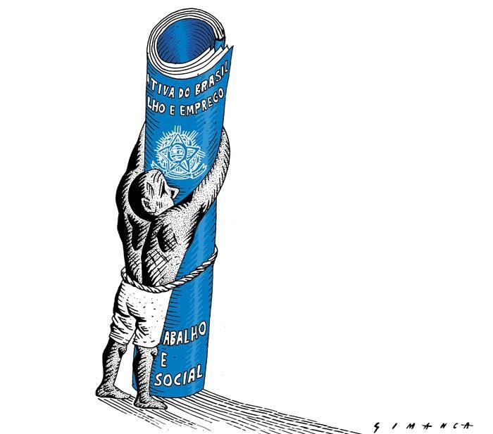 Reforma trabalhista, o verdadeiro golpe contra os trabalhadores