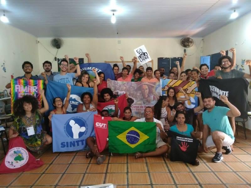 Sinttel Bahia participa de Curso de Realidade Brasileira